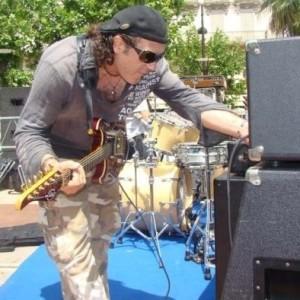 Paolo Allen-Hall de gare Live